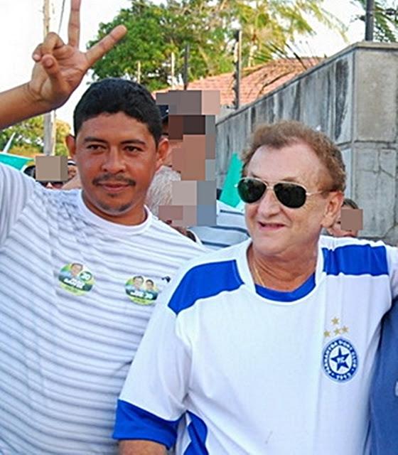 Mão Santa nomeia Alan Pé de Pano como novo Superintendente Municipal de Turismo