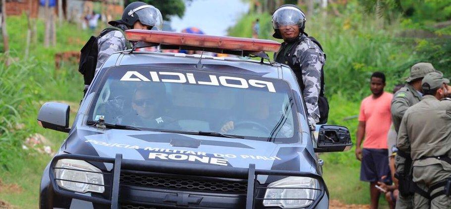 Homem é preso acusado de abusar de criança de 2 anos em Floriano