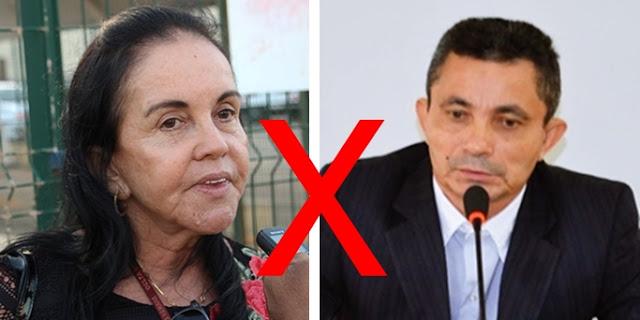 "Vereador Bernardo Lima amarga o ""fogo amigo"" da primeira- dama Adalgisa Moraes Souza"