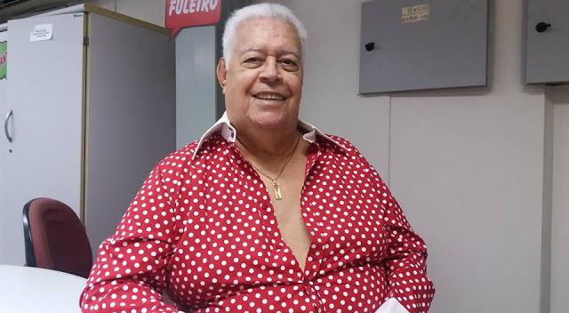 Morre cantor brega José Ribeiro, aos 84 anos, no Ceará