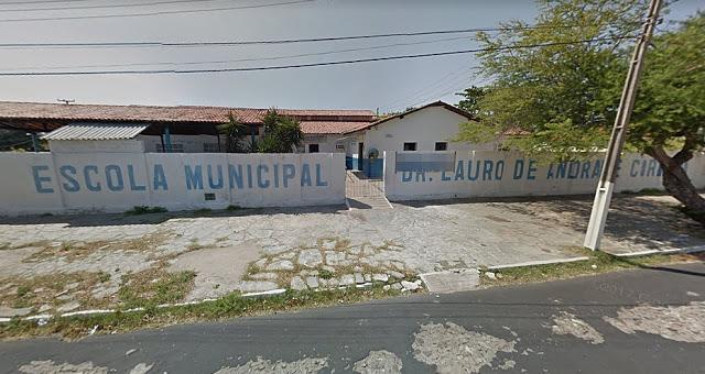 PARNAÍBA: Mais um arrombamento à Escola Municipal Lauro Correia