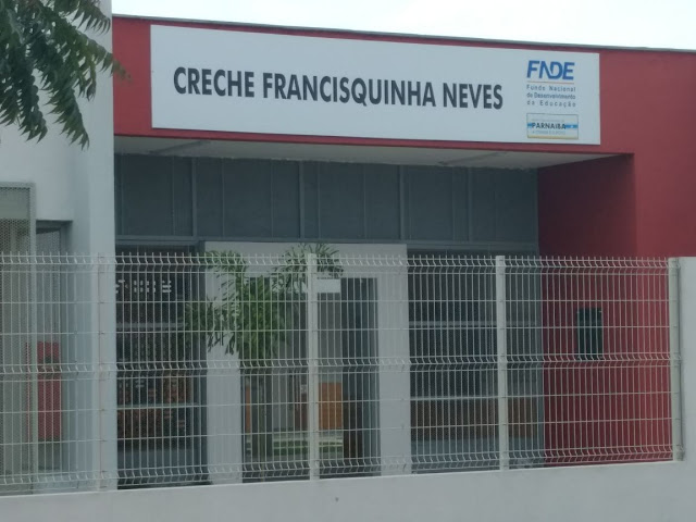 INAUGURAÇÃO DE FACHADA: Após inauguração, Prefeitura abandona creche no Conjunto Joaz Sousa