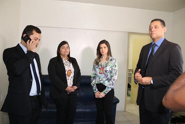 Um dos maiores pedófilos do Brasil é preso em Parnaíba; operação cumpre 15 mandados