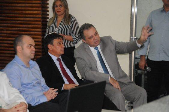 Secretaria de Estado da Saúde implanta Telemedicina no Hospital Dirceu Arcoverde em Parnaíba