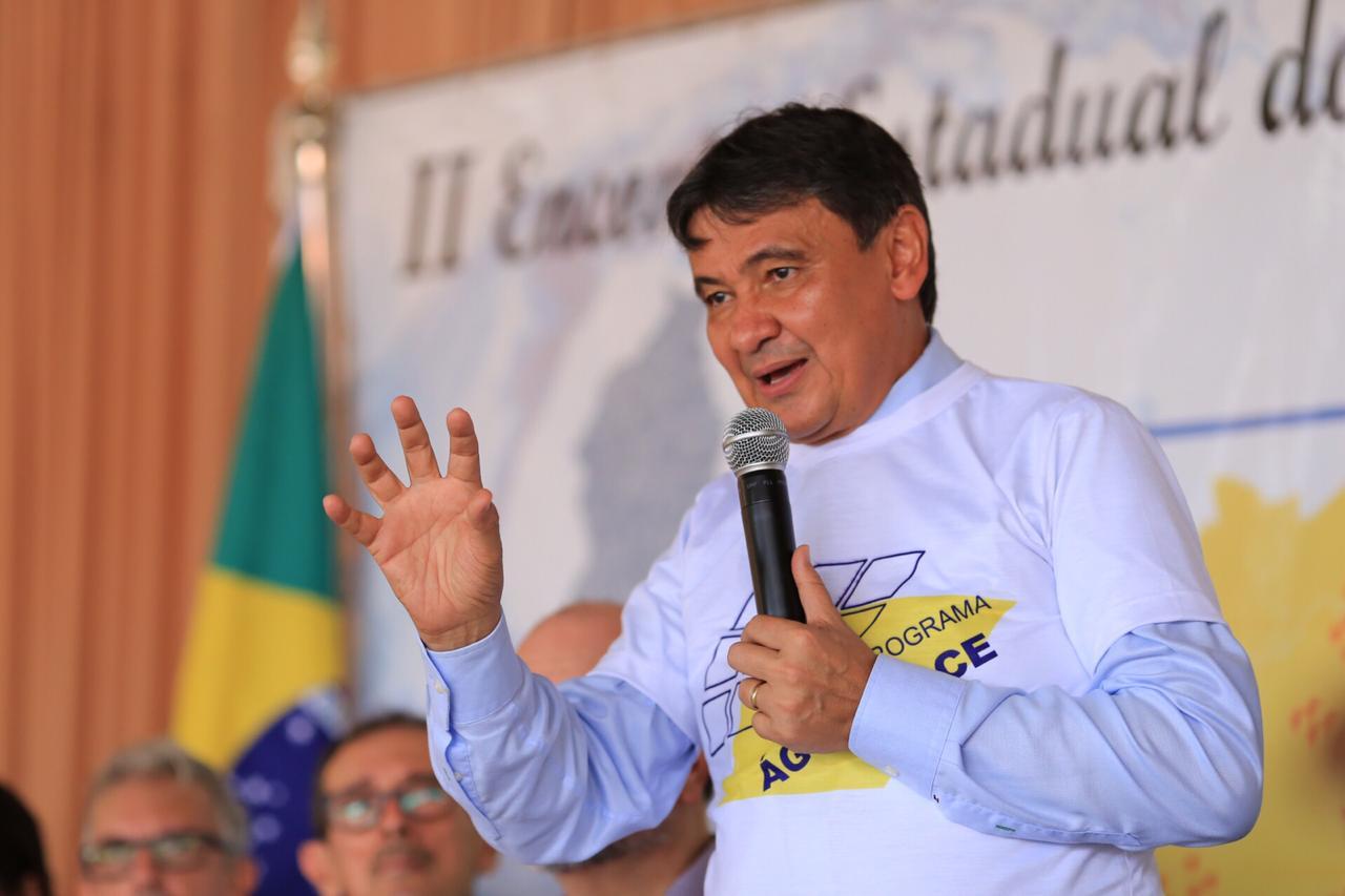 Wellington Dias rebate críticas da oposição sobre empréstimos