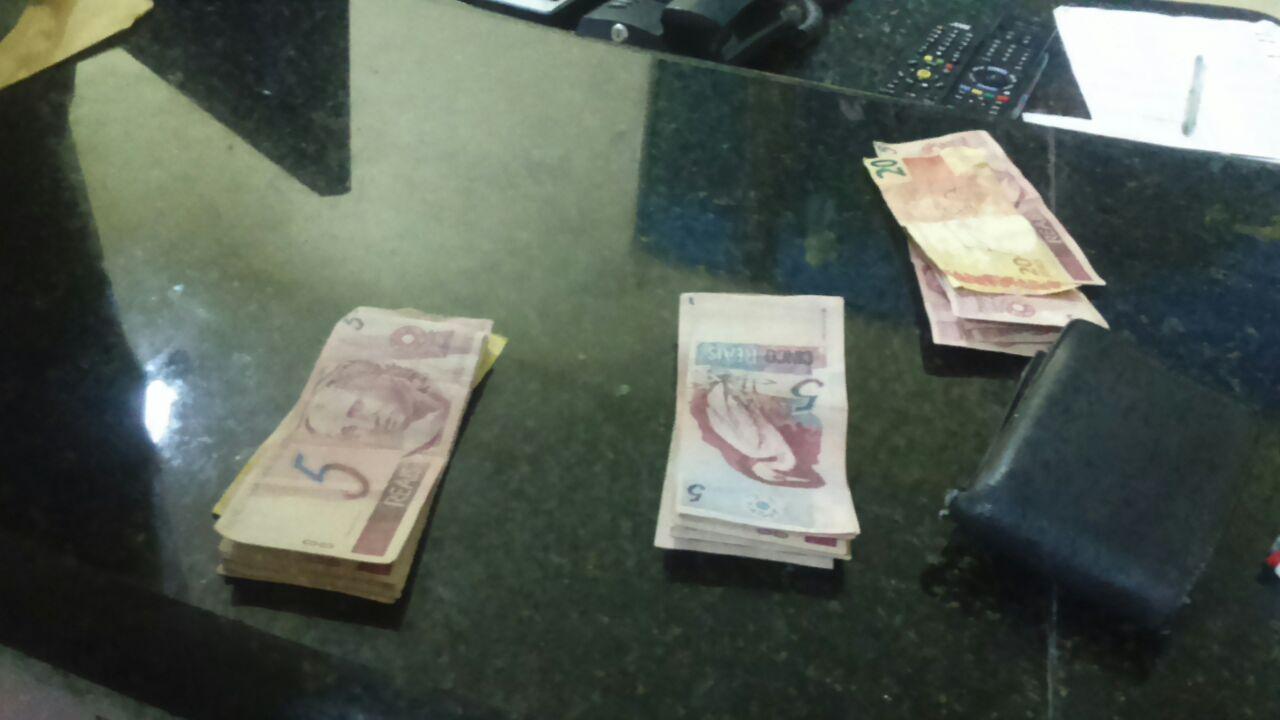 Quadrilha é presa com dinheiro falso na cidade de Parnaíba
