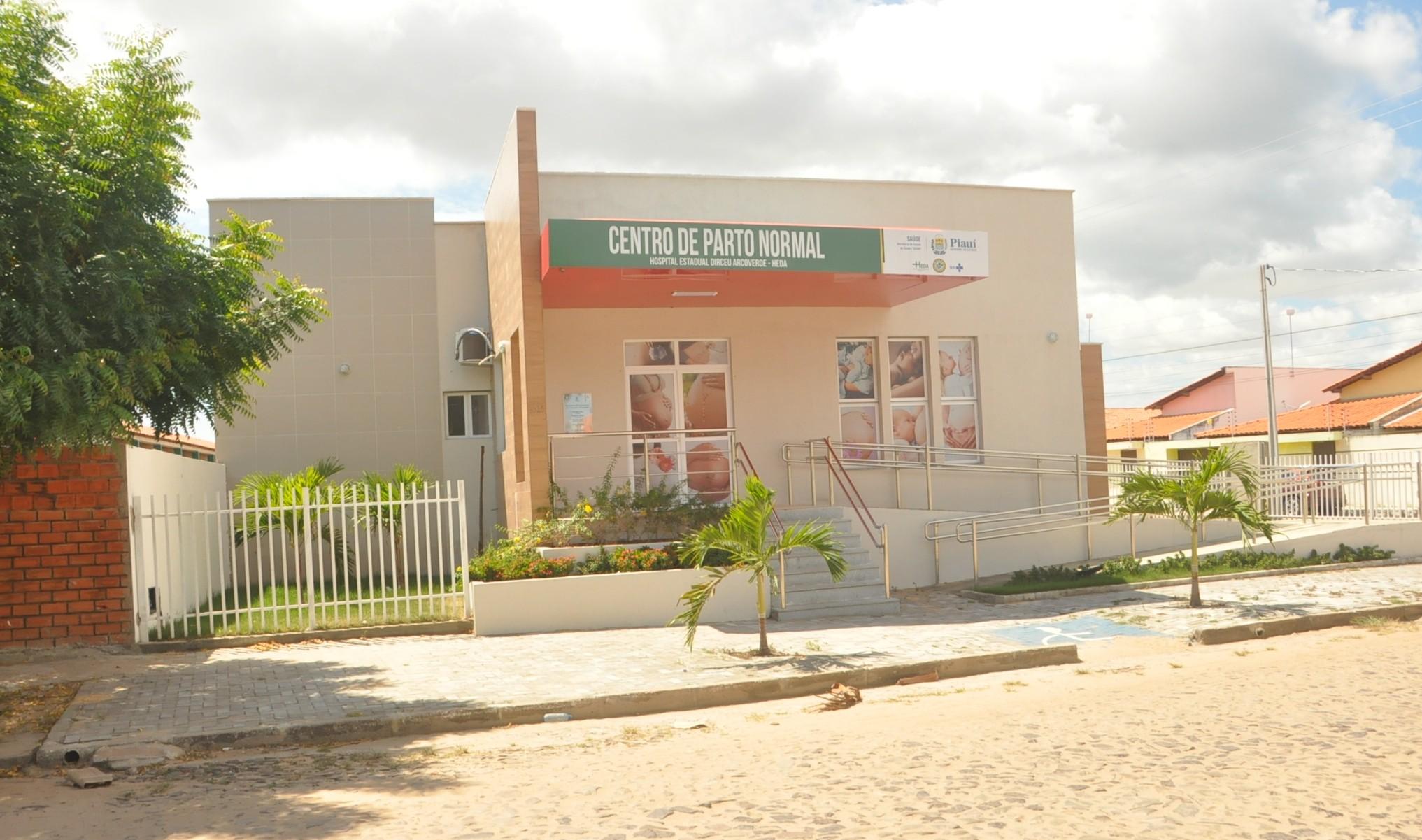 Centro de Parto Normal de Parnaíba já realizou mais de vinte partos