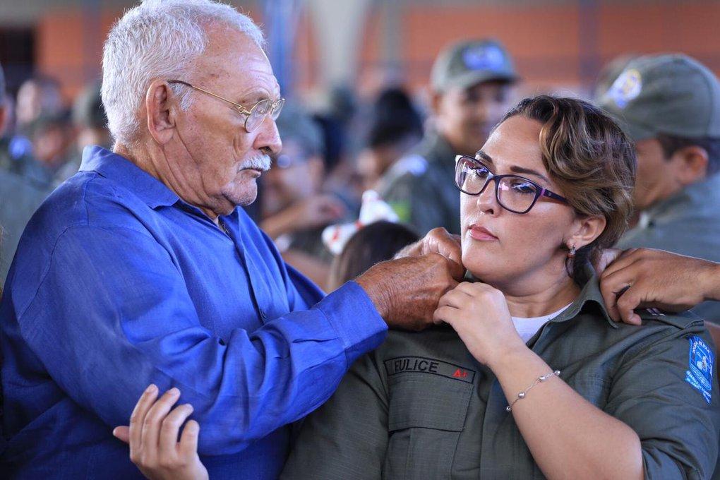 Polícia Militar do Piauí forma 470 novos cabos em cerimônia no Comando Geral na Capital
