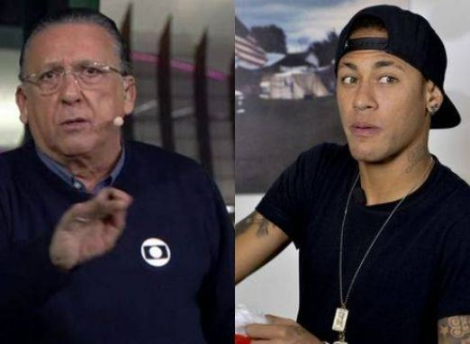 Acabou a Copa, acabou o 'amor'? Galvão volta a criticar jogador Neymar Jr.