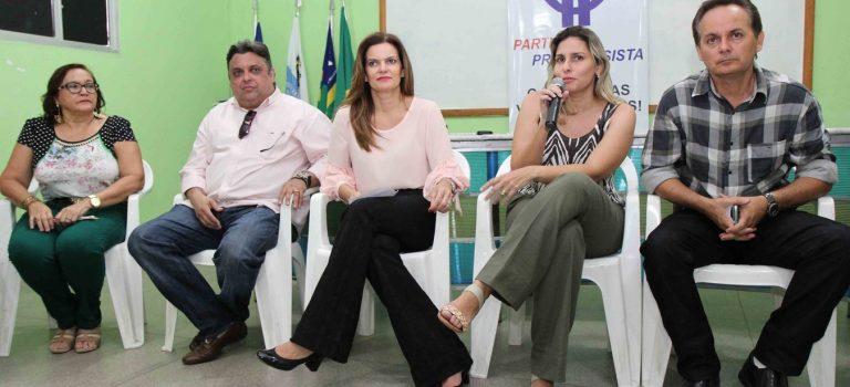"""O """"PP"""" de Parnaíba não vai às eleições """"junto e misturado"""""""