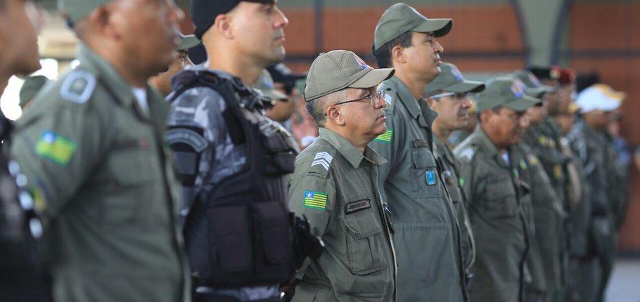 Mais de 300 novos policiais militares do Piauí são nomeados