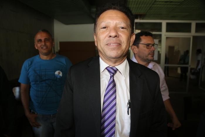 Romualdo Sena é o primeiro candidato homologado no Piauí para disputa ao governo