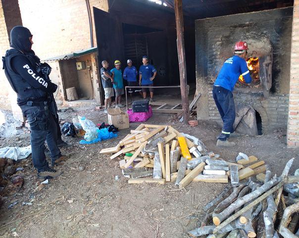 Polícia Civil de Parnaíba incinera mais de 350 kg de drogas apreendidas