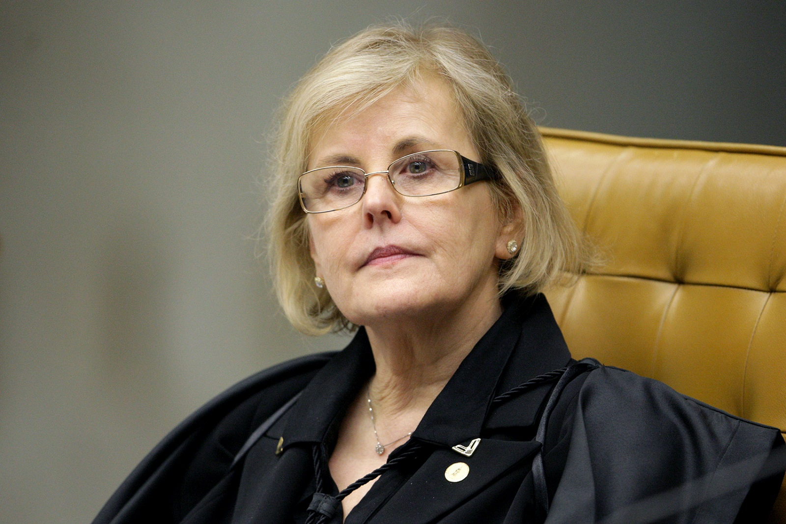 Em vídeo, coronel chama Ministra Rosa Weber de 'vagabunda'