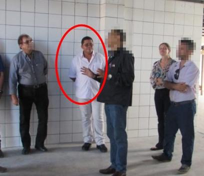 Engenheiro que reformou Matadouro de Parnaiba é um dos presos da 3° Fase da Operação Escamoteamento
