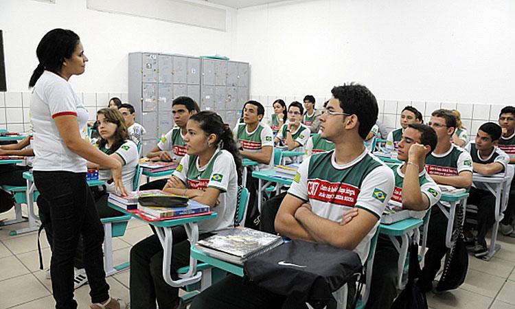 Nove escolas estaduais de Parnaíba vão receber botão do pânico