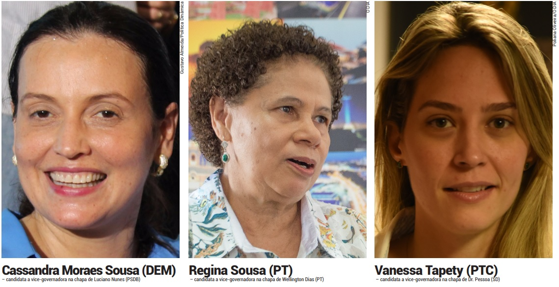Protagonismo feminino na eleição pode atrair votos de indecisos