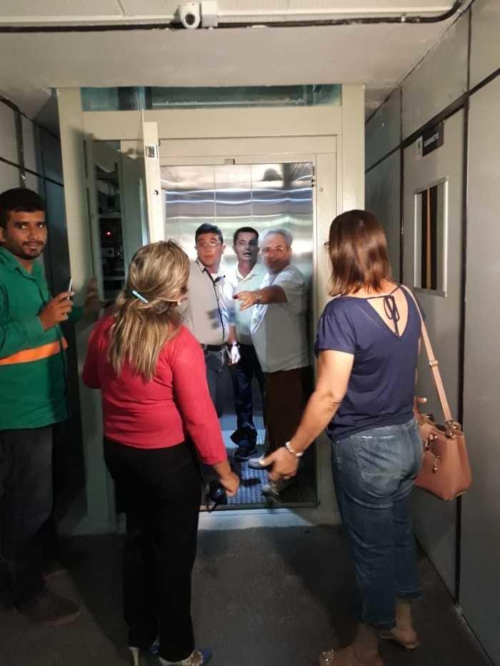 Vereadores vivem momentos de terror na Câmara de Parnaíba
