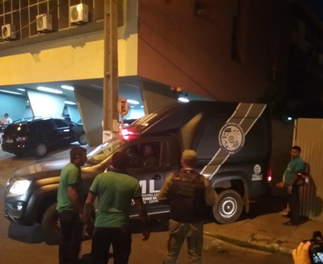 Homem morre eletrocutado ao fazer manutenção no Prédio da OI em Parnaíba