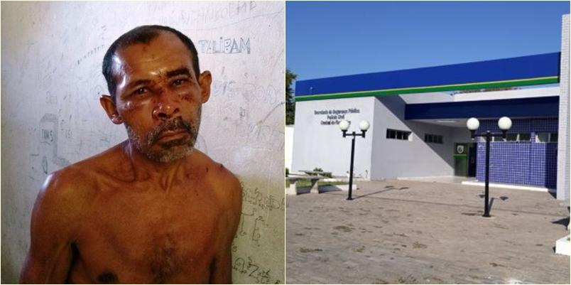Homem decepou braço de garoto na localidade Barra do Longá, zona Rural de Buriti dos Lopes por causa de melancias, revela delegado
