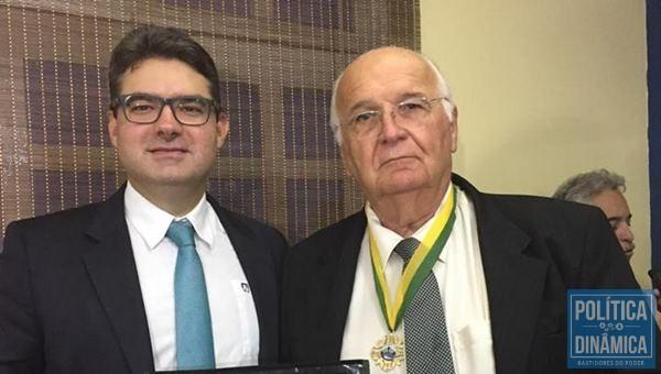 Parlamentares irão ao TCE pedir o afastamento dos conselheiros Luciano Nunes, pai de Luciano Nunes Filho, candidato ao governo do Estado pelo PSDB, e Lilian Martins, esposa do candidato Wilson Martins
