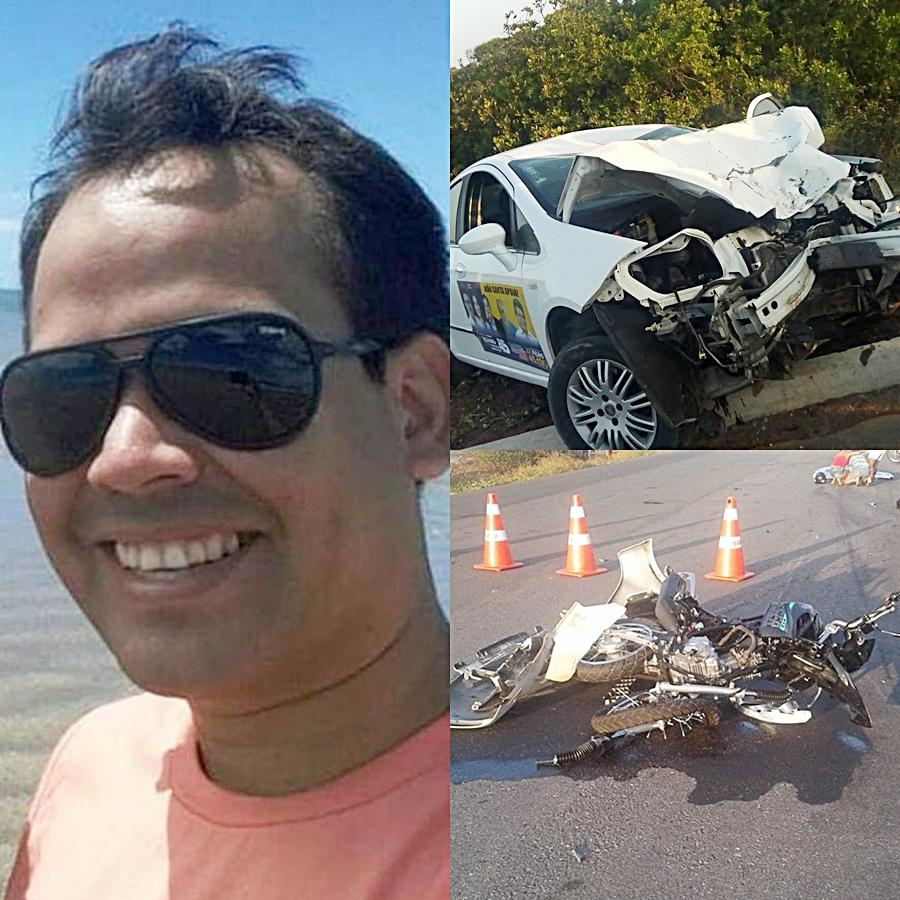 SUSPEITA DE EMBRIAGUEZ: Agente de Saúde dos Morros da Mariana é atropelado e morre no local do acidente