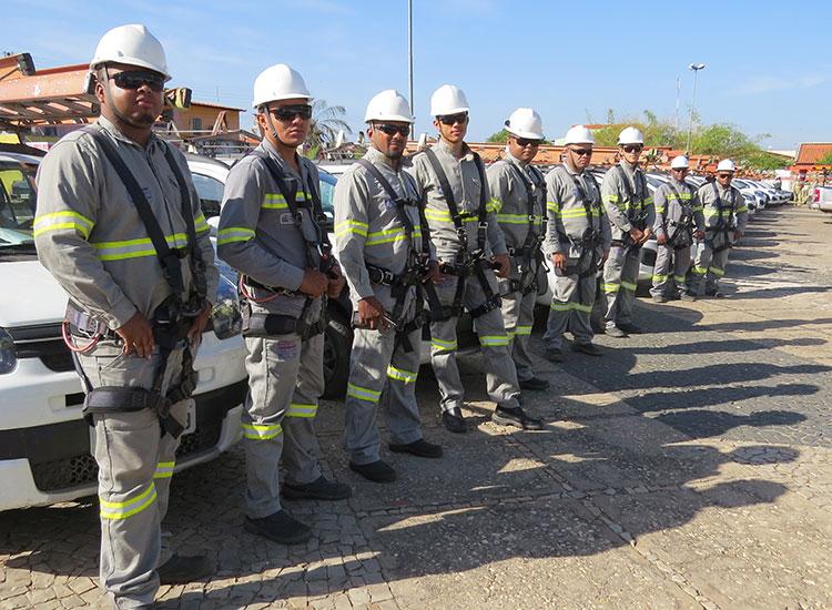 Eletrobras realiza operação de corte: As cidades são Parnaíba, Luís Correia, Cocal e Buriti dos Lopes.