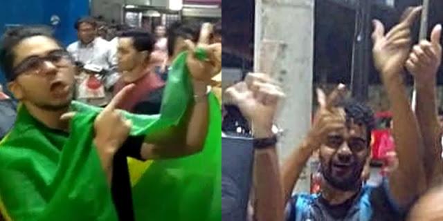Apoiadores de Bolsonaro fazem baderna e incitam violência em manifesto de mulheres em Parnaíba