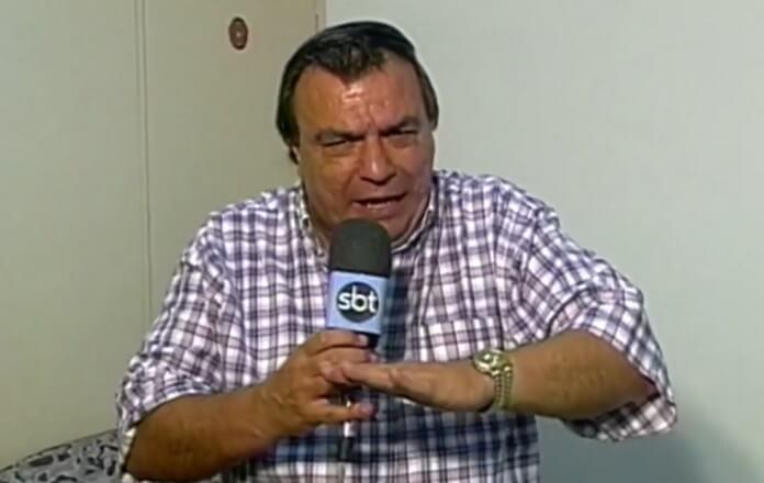 """Morre Gil Gomes, do """"Aqui Agora"""", aos 78 anos em São Paulo"""