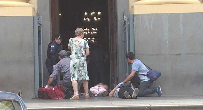 Tragédia: Atirador mata 5 e comete suicídio em igreja de Campinas (SP)
