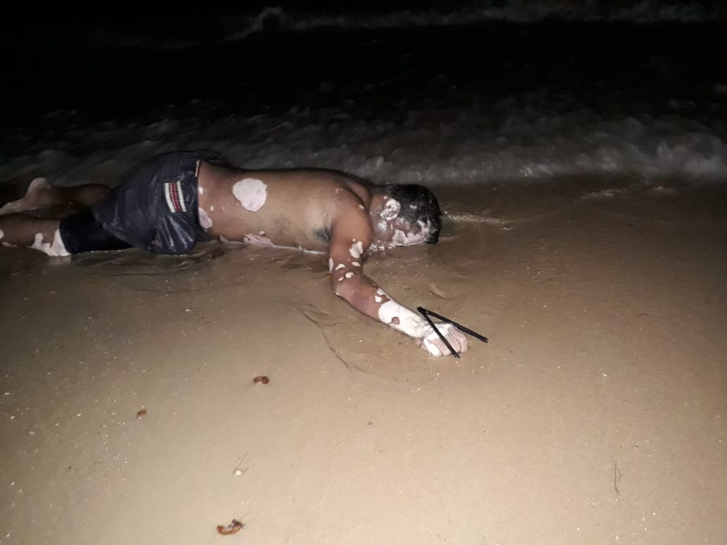 Corpo de homem é encontrado morto por populares em Cajueiro da Praia
