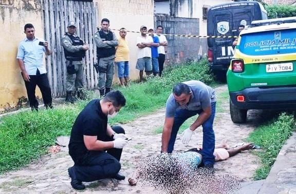 Morador de rua é assassinado a pauladas no bairro Nova Parnaíba