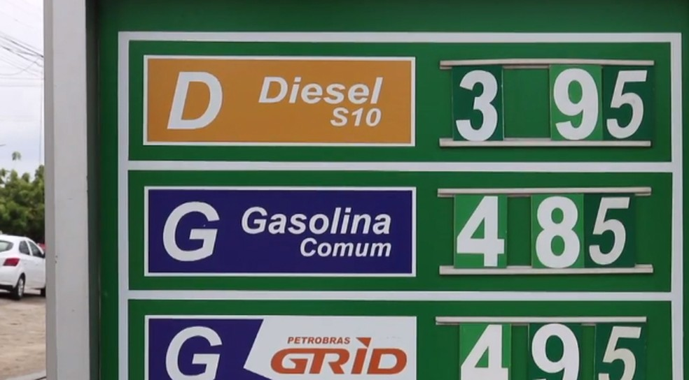 Procon notifica postos de Parnaíba por suposta cobrança abusiva de preço da gasolina