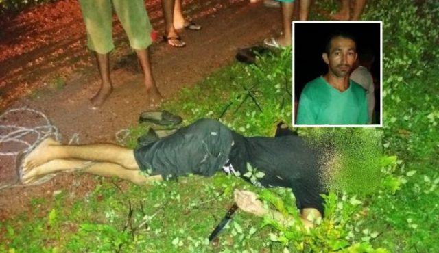 Pai e filho são executados por vizinho após briga por causade gados em Bom Princípio