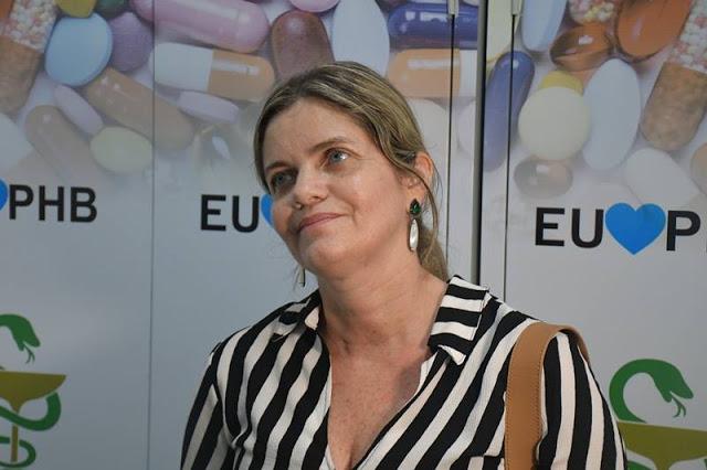 Secretária de infraestrutura de Parnaíba, Gracinha Moraes Souza é convocada para prestar esclarecimentos na delegacia de polícia