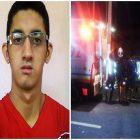 Jovem morre após colidir com sua moto no poste, em Parnaíba