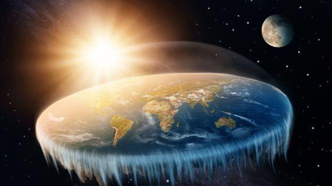 Terraplanistas planejam viagem até a 'borda da Terra' com GPS