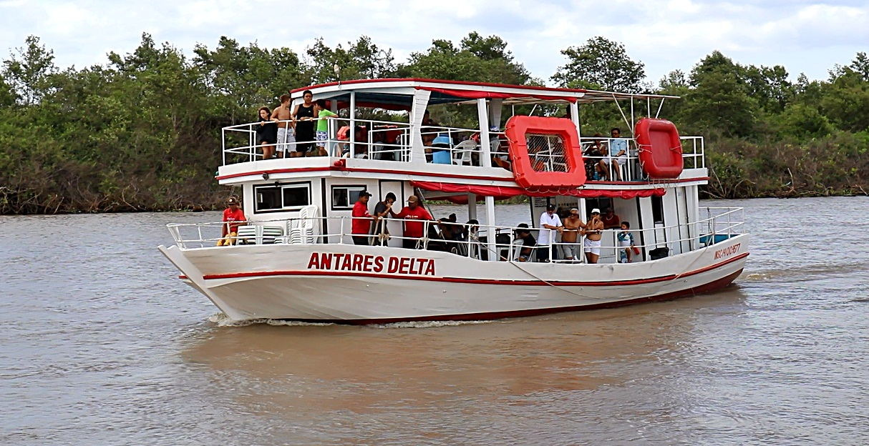 Ilha Grande é a primeira cidade do Brasil com 100% dos barcos com caixas de dejetos