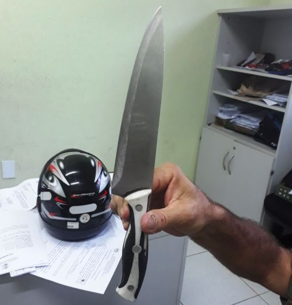 Flanelinha assalta jovem dentro da Universidade Federal, em Parnaíba