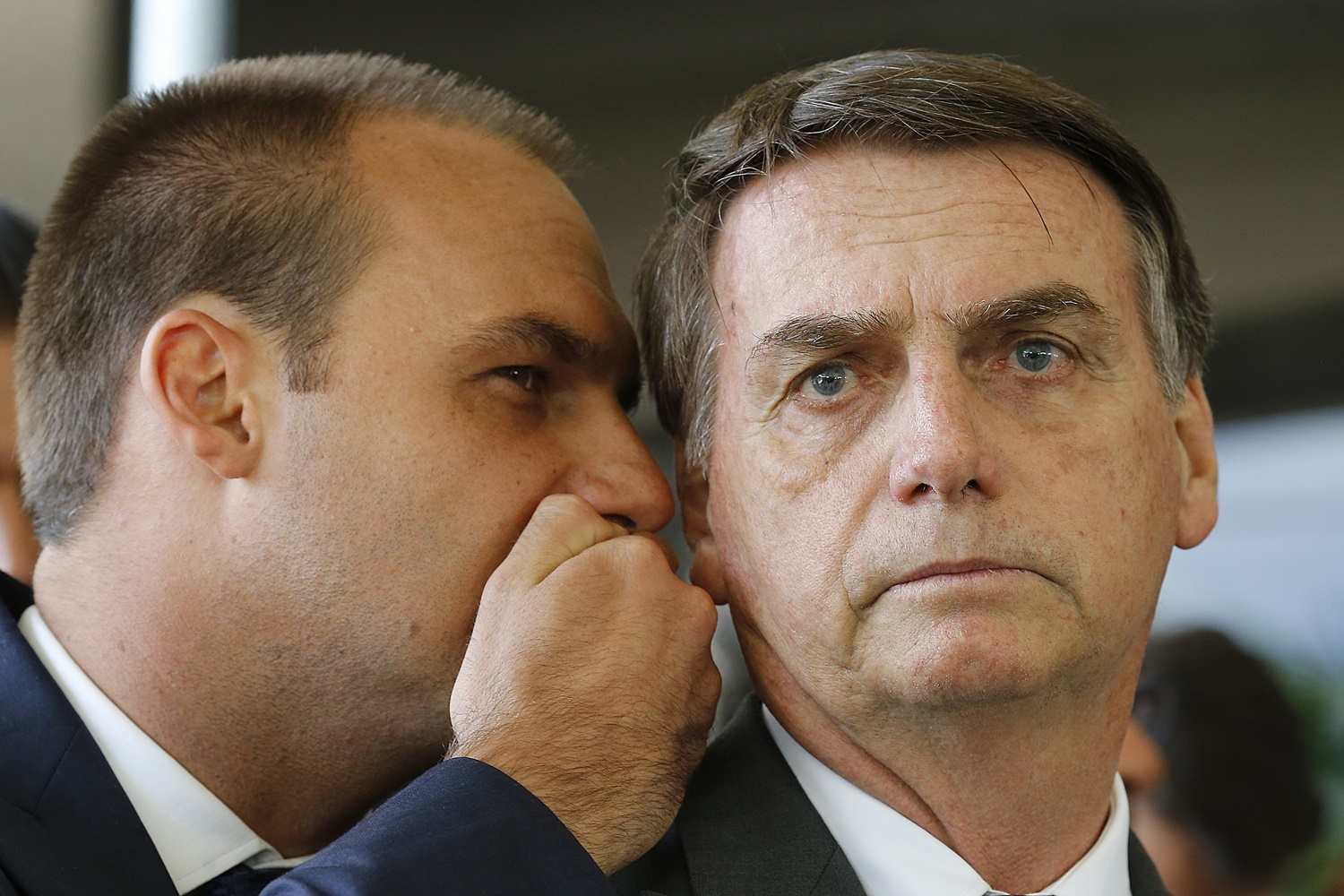 Tapa na cara do eleitorado do presidente Jair Bolsonaro
