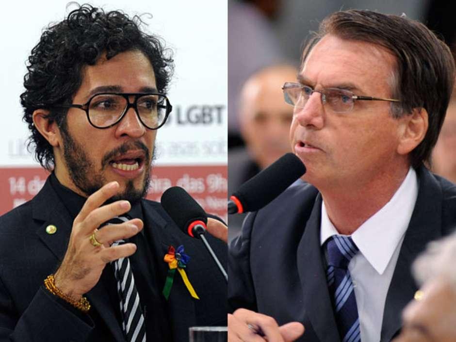 ZOMBAM DA DEMOCRACIA: Deputados da base de Bolsonaro comemoram Wyllys deixar o país