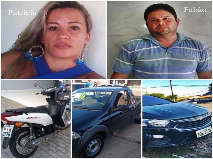 Policia desarticula esquema de venda de veículos clonados em Parnaíba