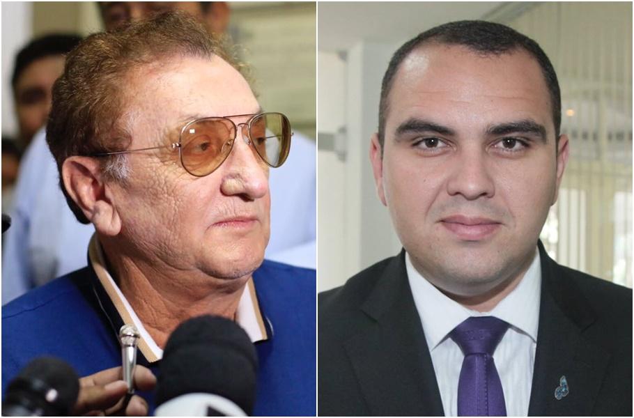 Mão Santa processa apresentador Ieldyson Vasconcelos e pede R$ 38 mil por danos morais