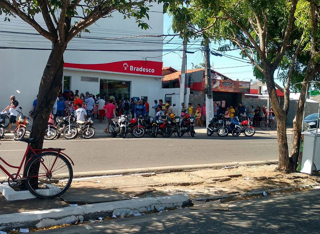 Ministério Público do Estado do Piauí ingressa com ação contra o Banco Bradesco em Parnaíba