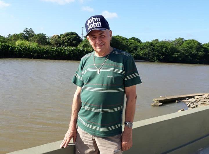 NOTA DE FALECIMENTO: Ademar Maciel proprietário da loja Rendas Mil