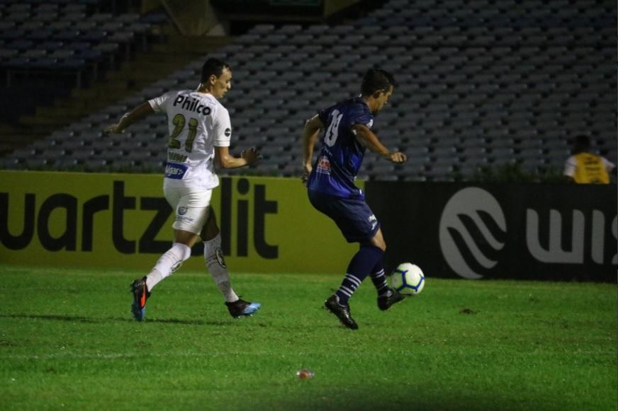 Altos é eliminado da Copa do Brasil após sofrer goleada de 7×1 do Santos