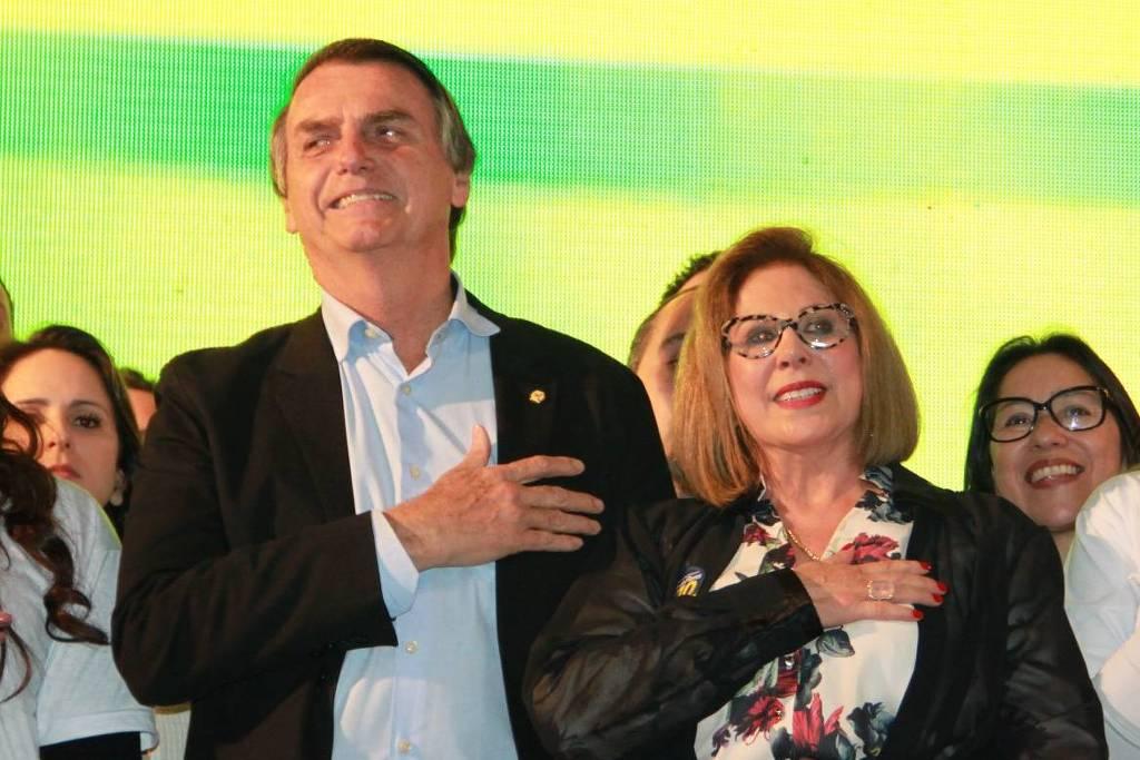 DESVIO DE DINHEIRO: Candidata de Bolsonaro repassou verba pública para filha e neta