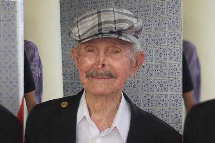 General da Marinha morre aos 102 anos em Parnaíba