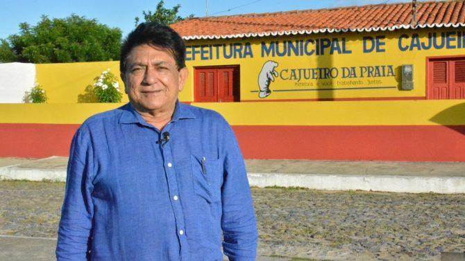 Prefeitura de Cajueiro da Praia entrega reforma da UBS de Boa Vista e transportes a Agentes de Saúde