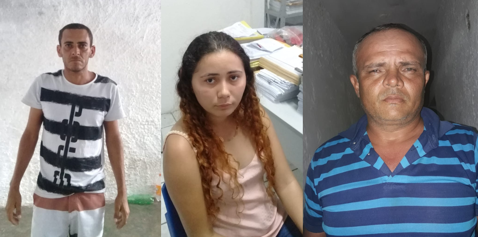 CIPTUR prende casal com cocaína, crack, dinheiro e revólver em Luís Correia e Parnaíba